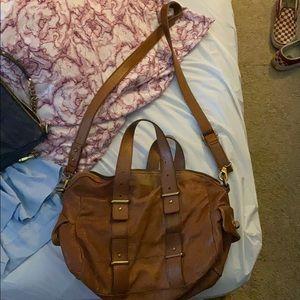 COPY - Fossil crossbody satchel